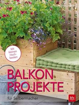 Balkon-Projekte: für Selbermacher -