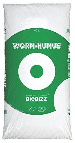 BioBizz 05-225-015 Wurmhumus im 40 L Sack -