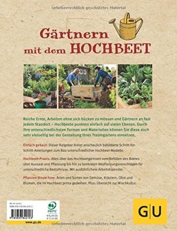 Gärtnern mit dem Hochbeet: So einfach geht's (GU Garten Extra) -