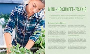 Mini-Hochbeete: Selbstversorgt auf Balkon und Terrasse (GU Pflanzenratgeber) -
