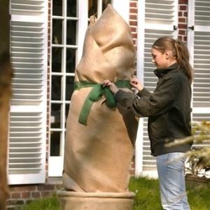 Winterschutz für Balkon Garten