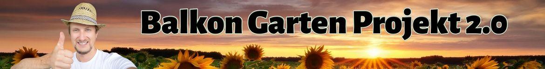 Balkon Garten Blog Banner